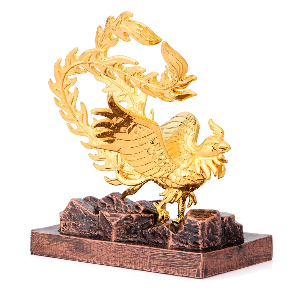 Tượng Phượng Hoàng Vàng PNJ Art Y000015