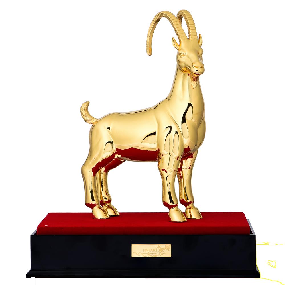 Tượng Dê Vàng PNJ Art Y000066